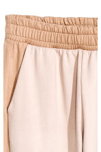 Joggers - Light beige - Ladies | H&M CA 3