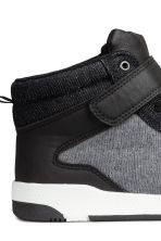 Hi-top trainers - Black - Kids | H&M CN 3