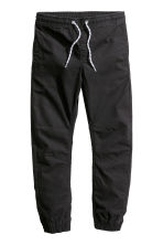 Joggers  - Black - Kids | H&M CN 2