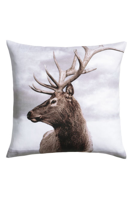Photo-print cushion cover