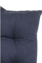 Seat cushion - Dark blue - Home All | H&M CN 2
