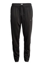 Running trousers - Black - Men | H&M CN 2