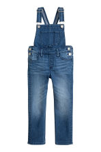 Salopette in denim - Blu denim - BAMBINO | H&M IT 2