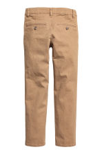 Generous fit Chinos - Beige - Kids | H&M CN 2