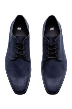 Scarpe derby a punta - Blu scuro - UOMO | H&M IT 2