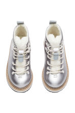 Warm-lined boots - Silver - Kids | H&M CN 2