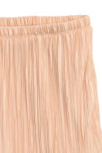 Pleated trousers - Powder beige - Ladies | H&M GB 3