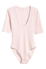 Body a costine - Rosa chiaro - DONNA | H&M IT 2