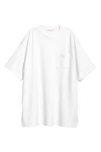 T-shirt oversize - Bianco - DONNA | H&M IT 2