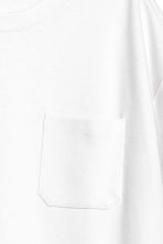 T-shirt oversize - Bianco - DONNA | H&M IT 3