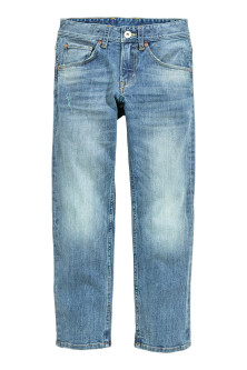 Relaxed Trashed Jeans