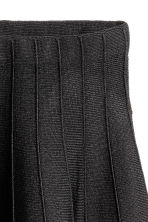 Bell-shaped skirt - Black - Ladies | H&M CN 3