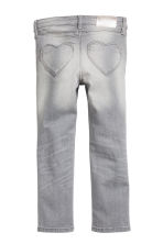 Slim Jeans - Grey - Kids | H&M CN 3