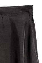 Calf-length skirt - Black - Ladies | H&M CN 3