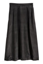 Calf-length skirt - Black - Ladies | H&M CN 2