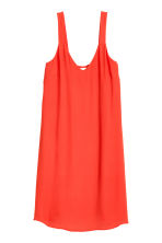 V-neck dress - Red - Ladies | H&M CN 2