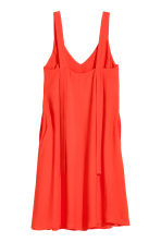 V-neck dress - Red - Ladies | H&M CN 3
