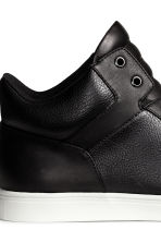 Hi-top trainers - Black - Men | H&M CN 4