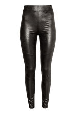 Leggings - Black - Ladies | H&M CA 4