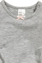 Jersey dress - Grey - Kids | H&M CN 2