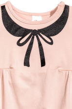 Jersey dress - Powder pink - Kids | H&M CN 2