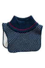 Polo-neck collar - Dark blue - Kids | H&M CN 1