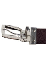 Reversible belt - Black -  | H&M CN 3