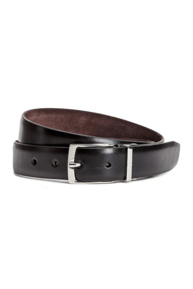 Reversible belt - Black -  | H&M CN 1