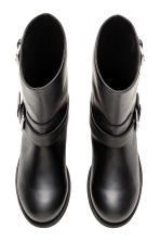 Biker boots - Black - Ladies | H&M CN 2