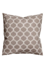 Patterned cushion cover - Mole - Home All | H&M CN 2