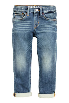 Super Soft Slim Jeans