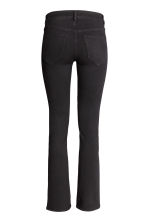 Boot cut Regular Jeans - Black - Ladies | H&M CN 3