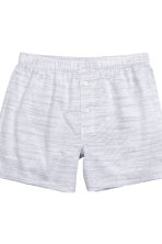 2-pack boxer shorts - Black/White - Men | H&M CN 2