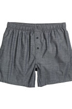2-pack boxer shorts - Black/White - Men | H&M CN 3