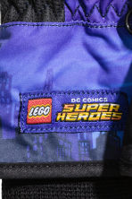 Photo-print ski mittens - Blue/Lego - Kids | H&M CN 3