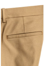 Pantaloni completo in cotone - Beige scuro - UOMO | H&M IT 4