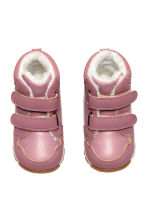 Pile-lined trainers - Old rose - Kids | H&M CN 2