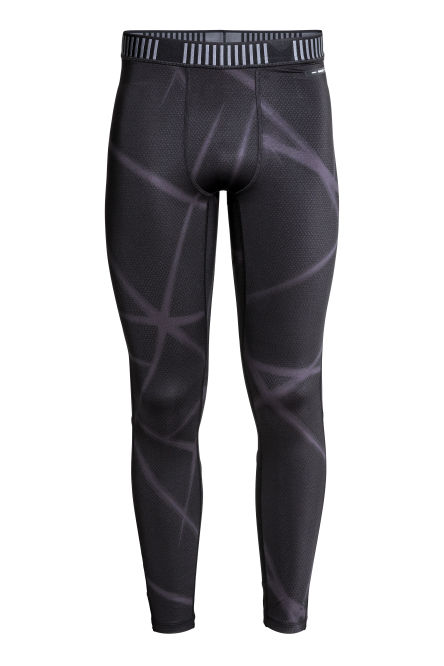 Thermal sports tights