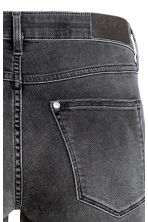 Super Skinny Low Jeans - Black washed out - Ladies | H&M CN 4