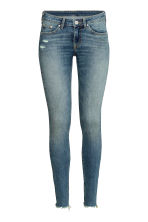 Super Skinny Low Jeans - Denim blue - Ladies | H&M CN 1