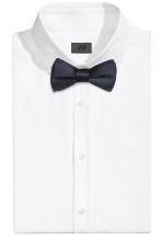 Bow tie and handkerchief - Dark blue/Spotted - Men | H&M 2