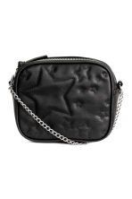 Quilted shoulder bag - Black - Ladies | H&M CN 1
