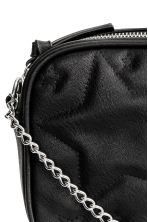 Quilted shoulder bag - Black - Ladies | H&M CN 3