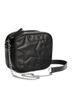 Quilted shoulder bag - Black - Ladies | H&M CN 2