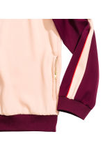 Giacca color-block - Bordeaux/cipria - DONNA | H&M IT 3