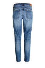 Relaxed Skinny Ankle Jeans - Blu denim - DONNA | H&M IT 2