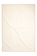 Nappe en coton à motif chevron - Beige clair - Home All | H&M FR 3