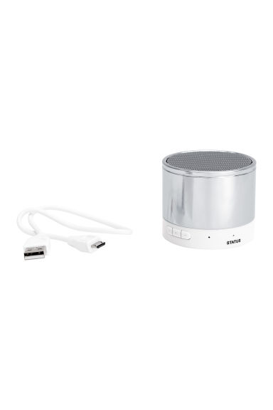 Wireless speaker - Silver - Ladies | H&M CN