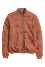 Bomber jacket - Light brown - Men | H&M CN 2