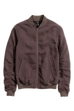 Bomber jacket - Brown - Men | H&M CN 2
